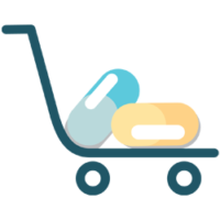 Khair members are able to order discounted medicines through our pharmacy partners.