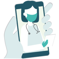 Speak with a PMDC certified doctor about your health-related queries on the phone. Upon further evaluation from our GPs, you can also talk to one of our online specialists if and when necessary.